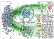 #ACC19 OR #ACC2019 UNTIL:2019-03-16 Twitter NodeXL SNA Map and Report for Monday, 18 March 2019 at 1