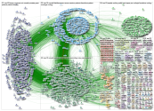 #EAU19 OR #EAU2019 Twitter NodeXL SNA Map and Report for Tuesday, 19 March 2019 at 20:14 UTC