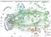 #SpotDeterioration Twitter NodeXL SNA Map and Report for Wednesday, 20 March 2019 at 19:08 UTC