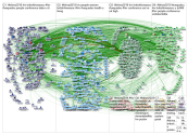 #BHIVA2019 OR #BHIVA19 OR #BHIVA Twitter NodeXL SNA Map and Report for Saturday, 06 April 2019 at 08