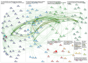 #wcitd19 OR #wcitd2019 Twitter NodeXL SNA Map and Report for Wednesday, 10 April 2019 at 06:43 UTC