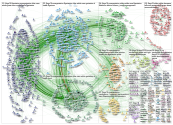 #AGS19 OR #AGS2019 Twitter NodeXL SNA Map and Report for Sunday, 05 May 2019 at 06:39 UTC