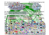 #ArtificialIntelligence Twitter NodeXL SNA Map and Report for Thursday, 13 June 2019 at 12:41 UTC