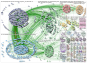 #OurNHSPeople Twitter NodeXL SNA Map and Report for Wednesday, 10 July 2019 at 14:08 UTC