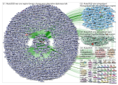 #TULSI2020 Twitter NodeXL SNA Map and Report for Wednesday, 07 August 2019 at 19:22 UTC