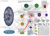 Thunberg lang:en Twitter NodeXL SNA Map and Report for Friday, 16 August 2019 at 08:13 UTC
