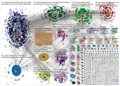 Bundestag Twitter NodeXL SNA Map and Report for Wednesday, 04 September 2019 at 15:26 UTC