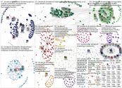 #ClimateCult Twitter NodeXL SNA Map and Report for Tuesday, 17 September 2019 at 11:55 UTC