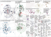 #ddj Twitter NodeXL SNA Map and Report for Freitag, 20 September 2019 at 16:54 UTC