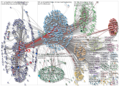 NodeXL Twitter NodeXL SNA Map and Report for torstai, 17 lokakuuta 2019 at 15.26 UTC