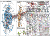 #finland Twitter NodeXL SNA Map and Report for maanantai, 21 lokakuuta 2019 at 13.44 UTC