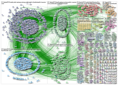 #apha2019 OR #apha19 until:2019-11-05 Twitter NodeXL SNA Map and Report for Tuesday, 05 November 201
