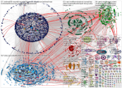 @Nato Twitter NodeXL SNA Map and Report for Monday, 11 November 2019 at 10:57 UTC