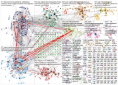 #sote OR #hyte OR #maakunnat OR #vaalit Twitter NodeXL SNA Map and Report for torstai, 05 joulukuuta