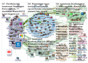 TweetMeet Twitter NodeXL SNA Map and Report for Thursday, 05 December 2019 at 17:53 UTC