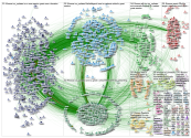 #ICSSOA19 OR #ICSSOA OR #ICSSOA2019 Twitter NodeXL SNA Map and Report for Thursday, 12 December 2019