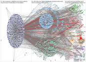 @haavisto Twitter NodeXL SNA Map and Report for torstai, 26 joulukuuta 2019 at 21.19 UTC