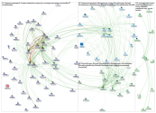 #OpenSourceResearch Twitter NodeXL SNA Map and Report for Monday, 06 January 2020 at 21:35 UTC