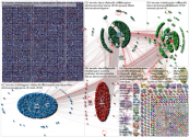 #TENvsKC Twitter NodeXL SNA Map and Report for Sunday, 19 January 2020 at 21:45 UTC
