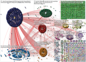 #GBvsSF Twitter NodeXL SNA Map and Report for Sunday, 19 January 2020 at 23:39 UTC