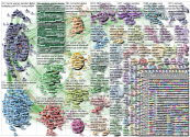 Warren Sanders Twitter NodeXL SNA Map and Report for Wednesday, 22 January 2020 at 11:20 UTC