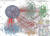Halla_aho Twitter NodeXL SNA Map and Report for Wednesday, 29 January 2020 at 12:59 UTC