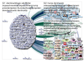 """@AlanDersh"" Twitter NodeXL SNA Map and Report for Thursday, 30 January 2020 at 13:21 UTC"