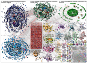 Merz OR Laschet OR Spahn lang:de Twitter NodeXL SNA Map and Report for Monday, 17 February 2020 at 1