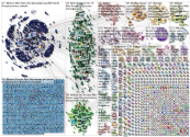 #bitcoin Twitter NodeXL SNA Map and Report for Wednesday, 19 February 2020 at 14:44 UTC
