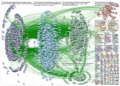 #SoMe4Surgery Twitter NodeXL SNA Map and Report for Monday, 24 February 2020 at 07:24 UTC