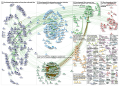 #OurNHSPeople Twitter NodeXL SNA Map and Report for Tuesday, 03 March 2020 at 19:08 UTC