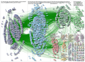#SoMe4Surgery Twitter NodeXL SNA Map and Report for Tuesday, 10 March 2020 at 07:42 UTC