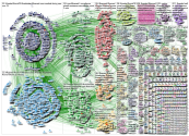 #foamed OR #foamrad OR #meded Twitter NodeXL SNA Map and Report for Sunday, 19 April 2020 at 18:49 U