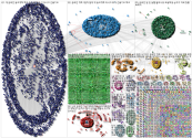 온라인개학 Twitter NodeXL SNA Map and Report for Wednesday, 06 May 2020 at 16:59 UTC
