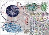 @WHO Twitter NodeXL SNA Map and Report for Tuesday, 12 May 2020 at 11:02 UTC