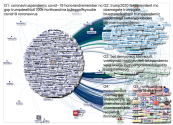 RoyCooperNC Twitter NodeXL SNA Map and Report for Monday, 25 May 2020 at 14:32 UTC