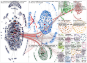 NodeXL Twitter NodeXL SNA Map and Report for maanantai, 08 kesäkuuta 2020 at 08.38 UTC