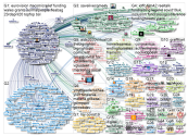"""@ComicRelief"" Twitter NodeXL SNA Map and Report for Friday, 10 July 2020 at 18:16 UTC"