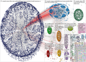 ENEMY OF THE PEOPLE Twitter NodeXL SNA Map and Report for Monday, 03 August 2020 at 15:52 UTC