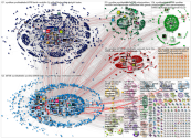 Syndikat OR syndikat44 OR #b0708 OR #syndikatbleibt Twitter NodeXL SNA Map and Report for Monday, 10