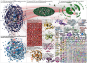 Berlin (Demo OR Demonstration) Twitter NodeXL SNA Map and Report for Saturday, 29 August 2020 at 07: