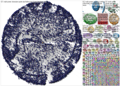 """Truth to Power"" Twitter NodeXL SNA Map and Report for Wednesday, 24 February 2021 at 09:15 UTC"