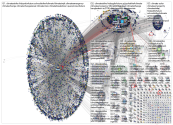 #ClimateStrike Twitter NodeXL SNA Map and Report for Monday, 24 June 2019 at 07:50 UTC