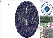 1164231651351617536 Twitter NodeXL SNA Map and Report for Friday, 23 August 2019 at 07:58 UTC