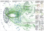 #icpic2019 Twitter NodeXL SNA Map and Report for Saturday, 14 September 2019 at 05:34 UTC