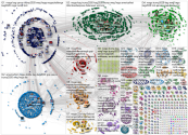 #maga Twitter NodeXL SNA Map and Report for Wednesday, 18 September 2019 at 10:31 UTC
