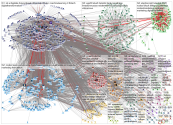 NodeXL Twitter NodeXL SNA Map and Report for perjantai, 15 marraskuuta 2019 at 18.37 UTC
