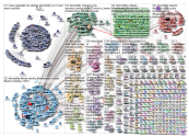 #emobility Twitter NodeXL SNA Map and Report for Thursday, 21 November 2019 at 14:17 UTC