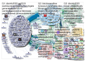carolecadwalla Twitter NodeXL SNA Map and Report for Tuesday, 10 December 2019 at 23:15 UTC