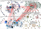 NodeXL Twitter NodeXL SNA Map and Report for Wednesday, 22 July 2020 at 17:07 UTC